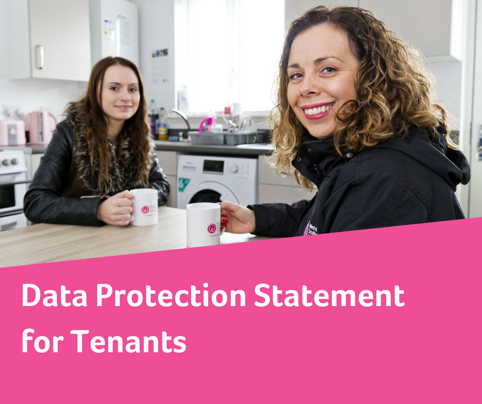 Data Protection Statement Front Cover